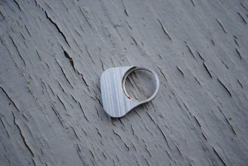 Smart Parts Shocker - SFT Eye Plate - Silver