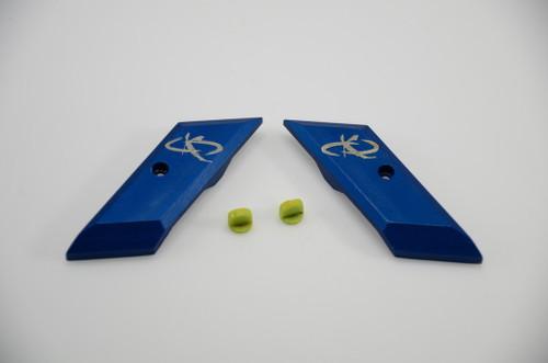 Bob Long Intimidator - 2k2 Kila Magnetic Detents Kit - Blue