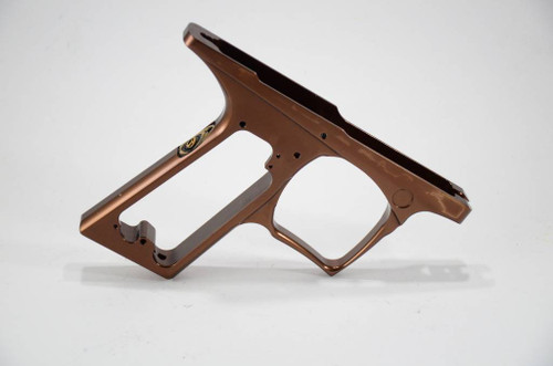 Bob Long Marq - Marq 6 Grip Frame - Gloss Brown