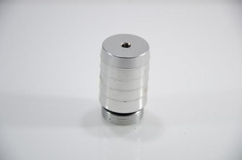 Smart Parts Impulse - Front End Cap - Silver