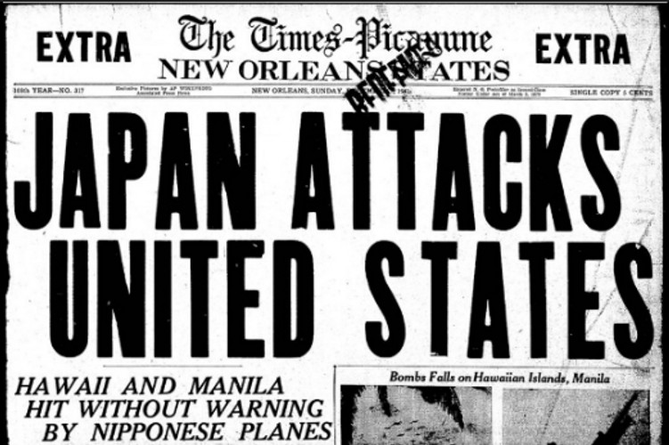 On This Day, Dec 7, 1941...