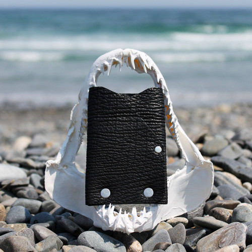The Frontier Shark Skin Wallet