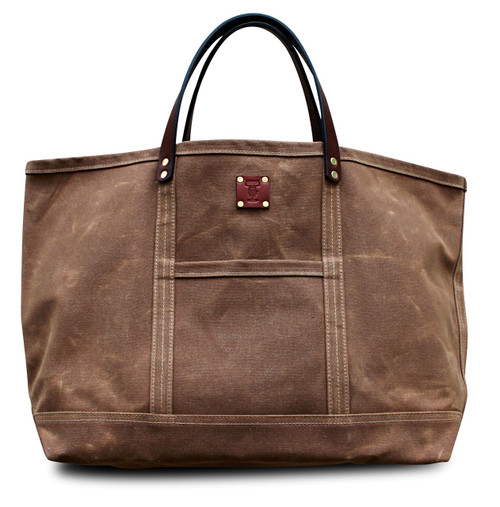 Waxed Canvas, Martexin, Tote