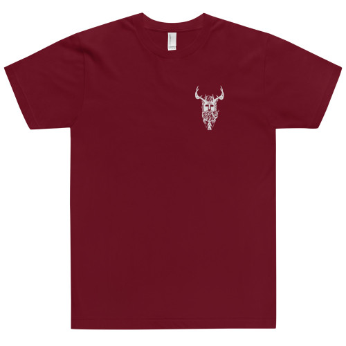 T-Shirt No. 1 - Crimson