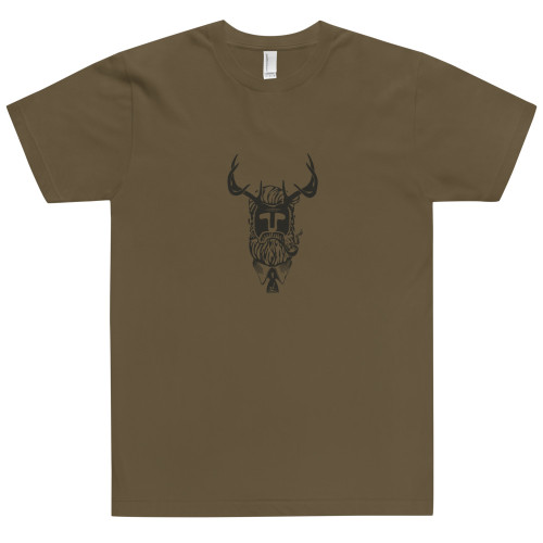 T-Shirt No. 2 - Army