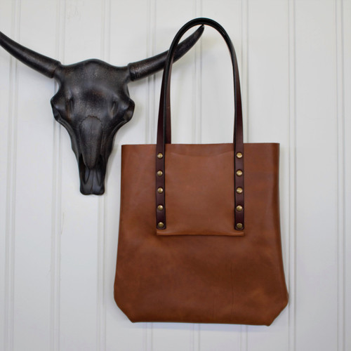 Riveted Tote - 026
