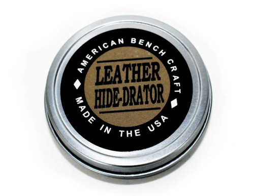 Leather hydrator and conditioner, protect, all natural, preserve and protect leather by American Bench Craft in Reading, MA
