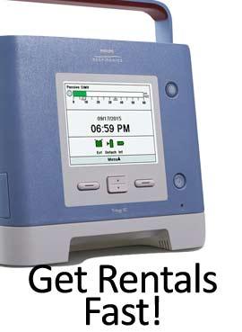 Ventilator Rental