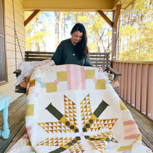 Modern Traditional Quilt - Para Para