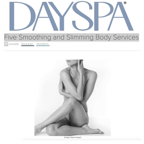 Bioslimming Wrap  in DAYSPA slimming services