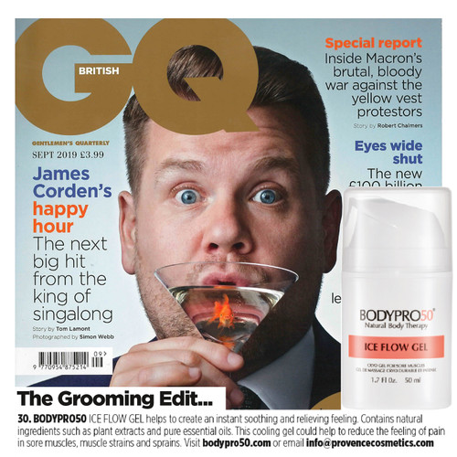 Bodypro50 Ice Flow Gel in GQ