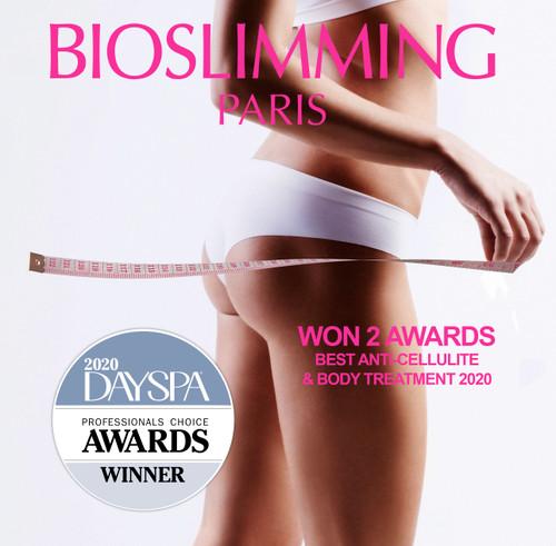 Bioslimming won 2 Professionals Choice awards 2020