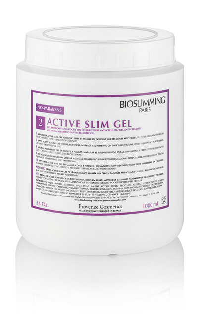 BIOSLIMMING ACTIVE SLIM GEL (STEP 2)