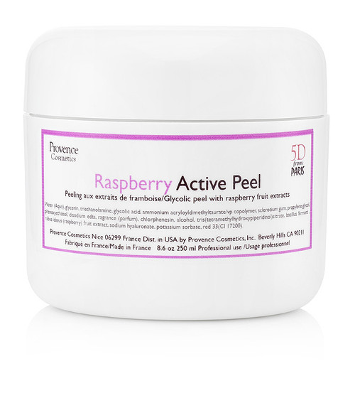 RASPBERRY ACTIVE PEEL WITH AHAs