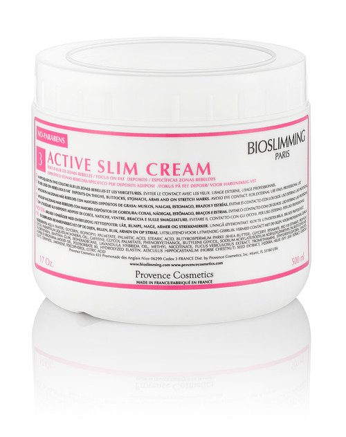 BIOSLIMMING ACTIVE CREAM (STEP3)