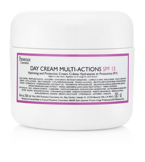 DAY CREAM MULTI-ACTIONS SPF 15