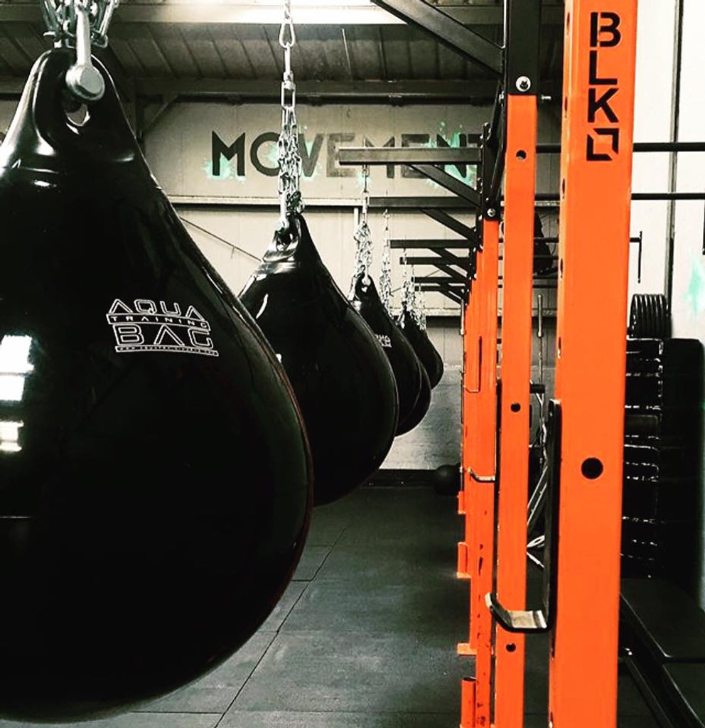 Where's Your Nearest Aqua Training Bag Gym?