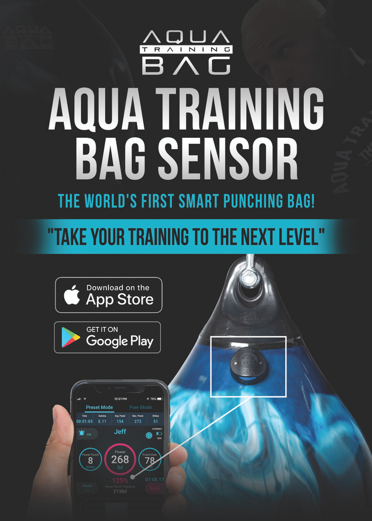 Coming Soon - The Worlds First Smart Training Bag