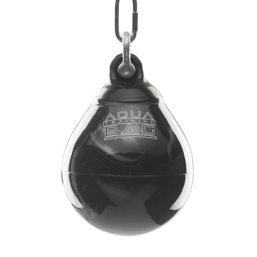 Aqua Headhunter Punch Bag Black/Silver