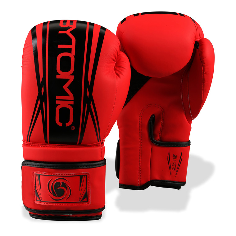 Bytomic Axis V2 Boxing Gloves Red/Black
