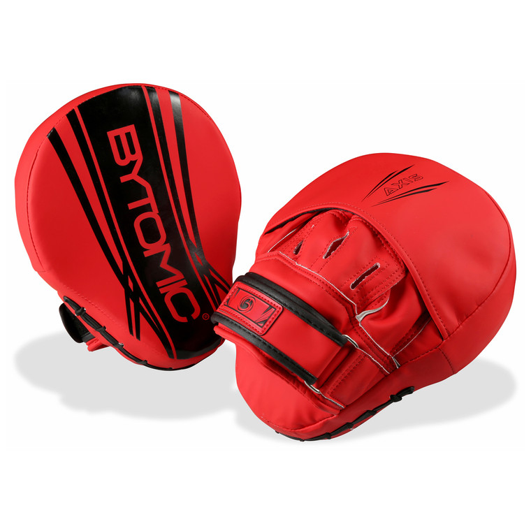 Bytomic Axis V2 Focus Mitts Red/Black