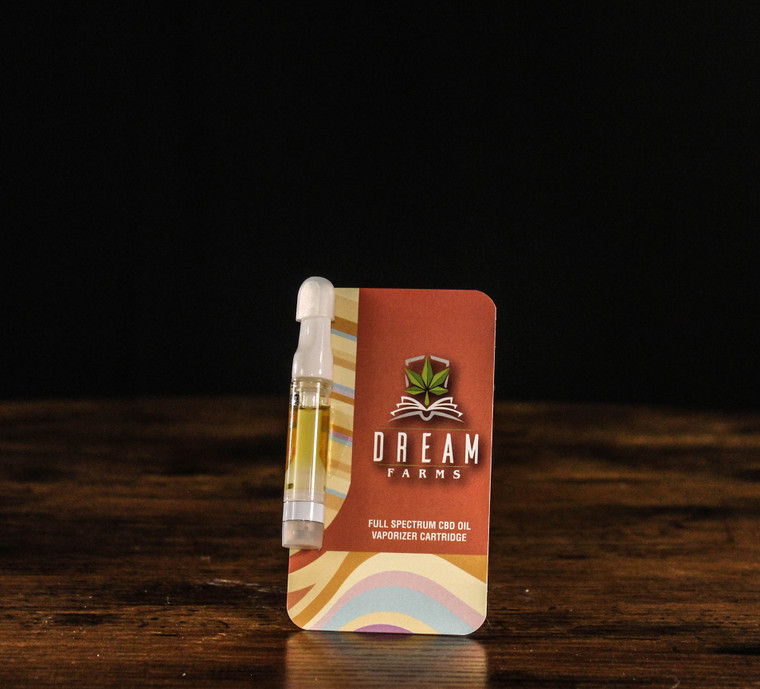 500 mg - 1000mg CBD Vape Cartridge