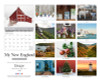 Yankee's Scenes of New England 2020 Calendar