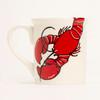 Lobsters 4.25″ Mug