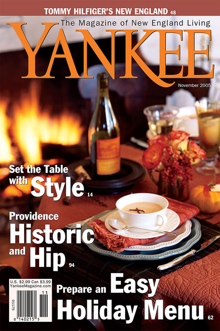 Yankee Magazine November 2005 (PDF Download)