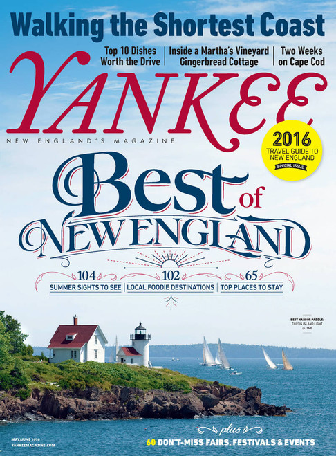 Yankee Magazine May/Jun 2016 (Print Edition)