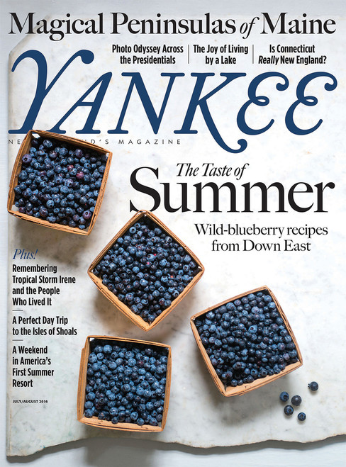 Yankee Magazine July/Aug 2016 (Online Edition)