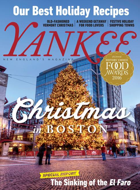 Yankee Magazine Nov/Dec 2016 (Online Edition)