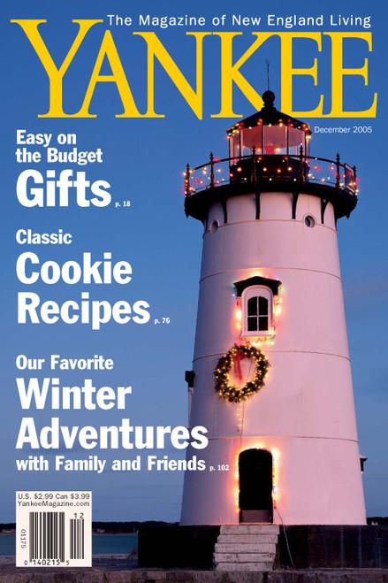 Yankee Magazine December 2005 (PDF Download)