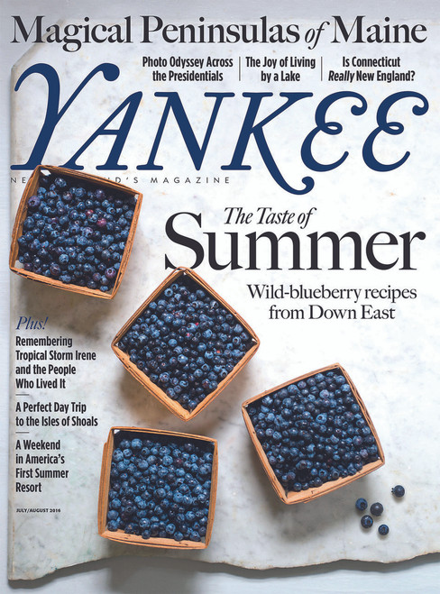 Yankee Magazine July/Aug 2016 (Print Edition)