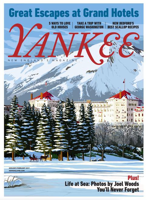 Yankee Magazine Jan/Feb 2017 (Print Edition)