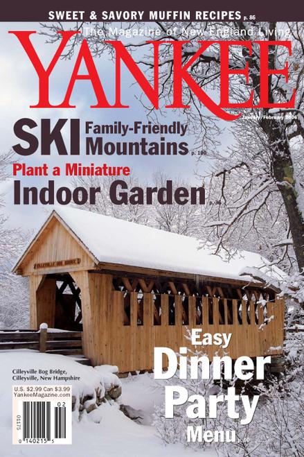 Yankee Magazine January/February 2006 (PDF Download)