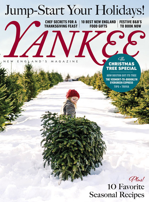 Yankee Magazine Nov/Dec 2017 (Print Edition)