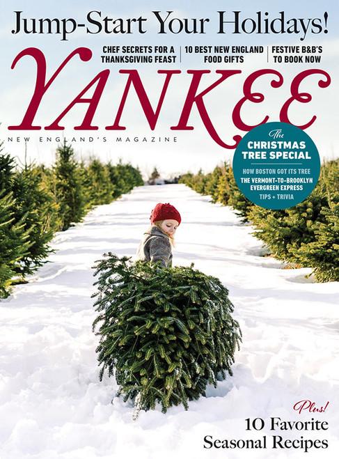 Yankee Magazine Nov/Dec 2017 (Print Edition)
