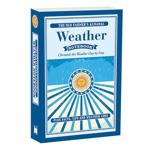 Almanac Weather Notebook