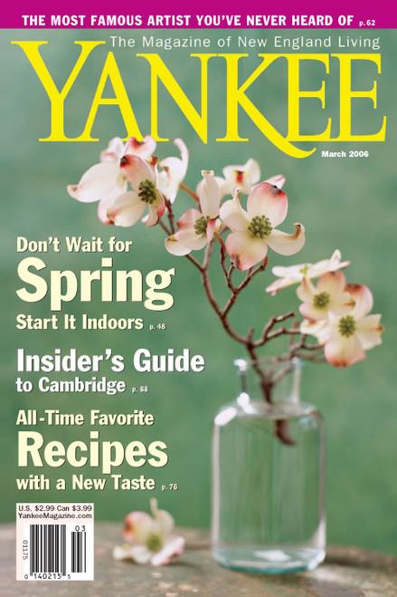 Yankee Magazine March 2006 (PDF Download)