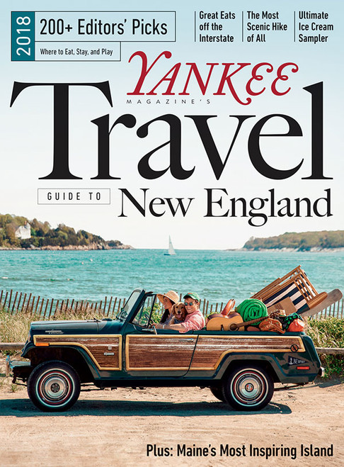 Yankee Magazine May/June 2018 (Print Edition)