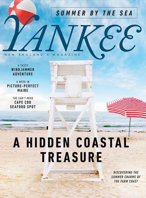 Yankee Magazine July/August 2018
