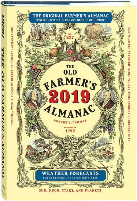The 2019 Old Farmer's Almanac - Collector's Edition