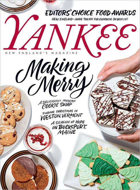 Yankee Magazine November/December 2018