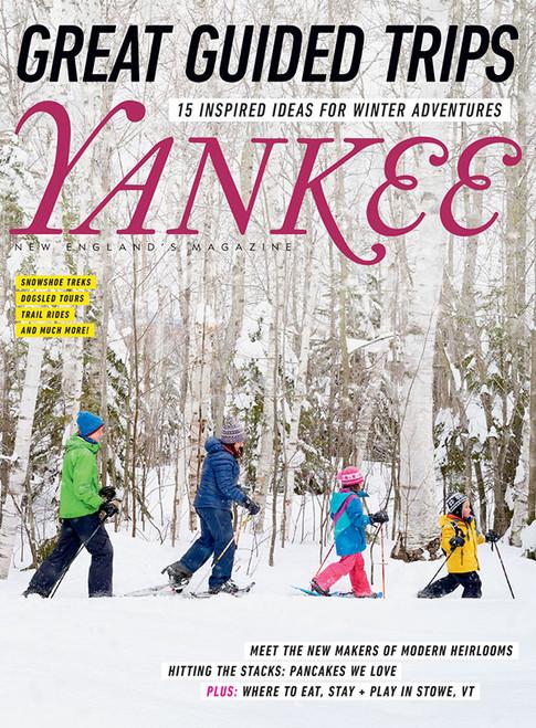Yankee Magazine January/February Issue