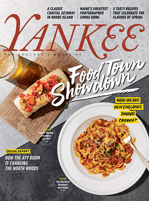 Yankee Magazine March/April 2019 Issue