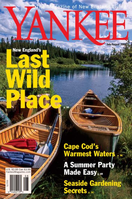 Yankee Magazine July/August 2006 (PDF Download)