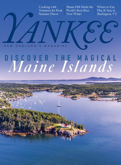 Yankee Magazine July/Aug 2019 Issue