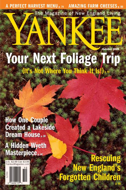 Yankee Magazine October 2006 (PDF Download)