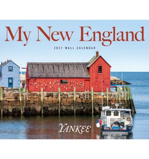 Yankee's Scenes of New England 2021 Calendar